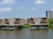 Watervillas In De Aker - © Arnoud De Jong