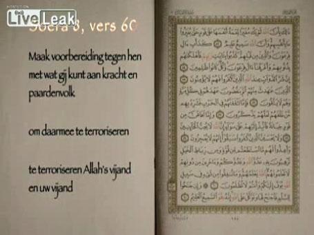 Mooie verzen uit de koran